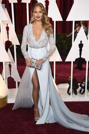 «Оскар 2015»: Самі розкішні вбрання церемонії