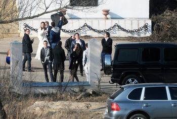 Сергій Звєрєв проігнорував весілля сина (фото)