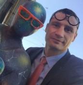 Кличко зробив селфі з «Гіком» (фото)