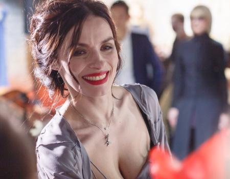 Надія Грановська презентувала власну лінію одягу