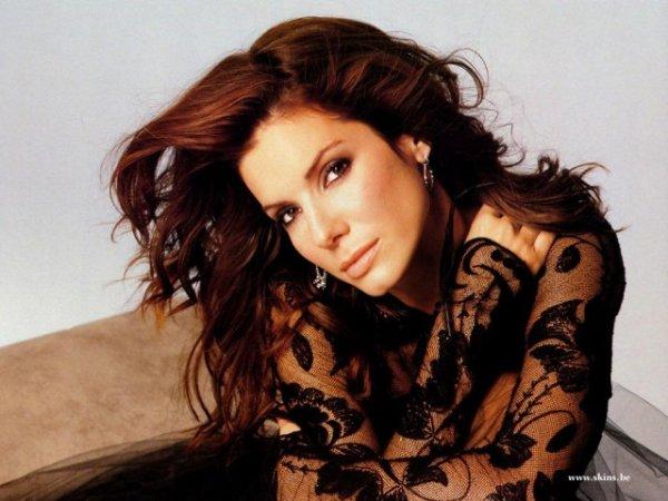 Сандра Баллок стала самой красивой женщиной на планете