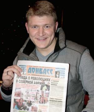 Олексій Кузнєцов, розповів, як його рідним живеться в Донецьку серед бойовиків та терористів