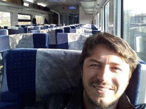 Сергей Притула шокирован обслуживанием в поездах «Интерсити» (ФОТО)