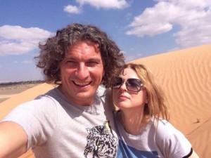 Жена Скрябина Светлана Бабийчук основала благотворительный Фонд имени Кузьмы Скрябина