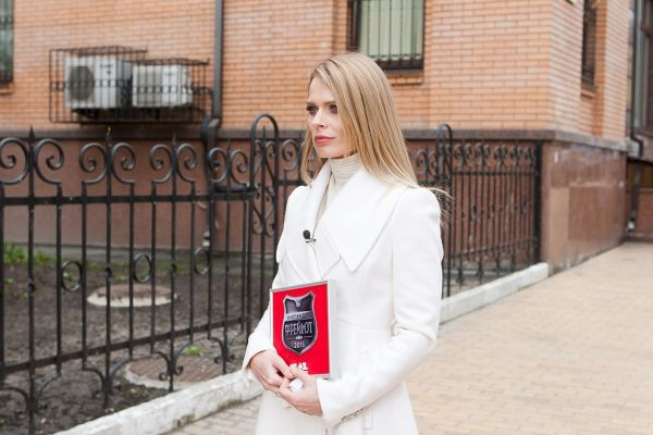 Скандальну журналістку Ольгу Фреймут знову побили