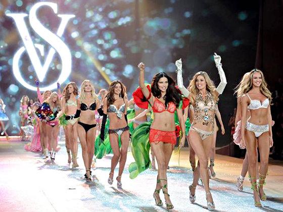 Нові ангели від Victoria's Secret (ФОТО)