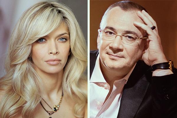 Російські ЗМІ одружили Віру Брежнєву та Костянтина Меладзе