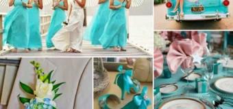 Наймодніше весілля – в стилі Тіффані (ФОТО)