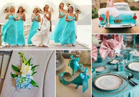 Наймодніше весілля — в стилі Тіффані (ФОТО)