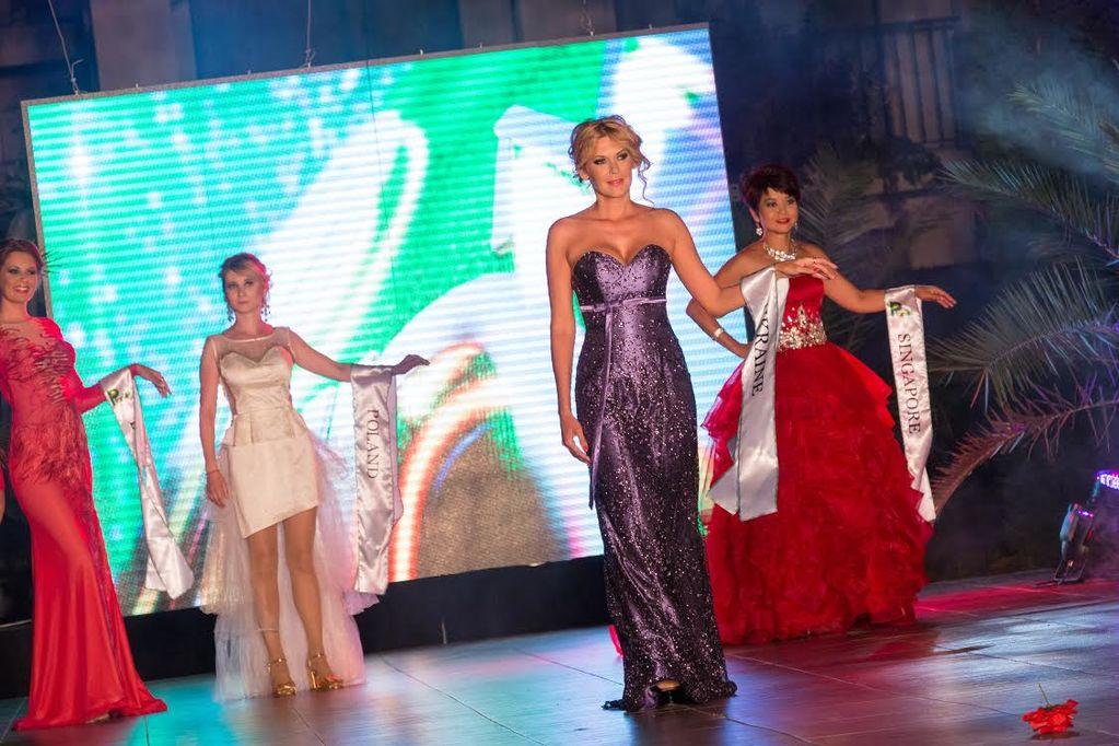 40-річна українська красуня завоювала титул «Місіс Планета-2015» (ФОТО)