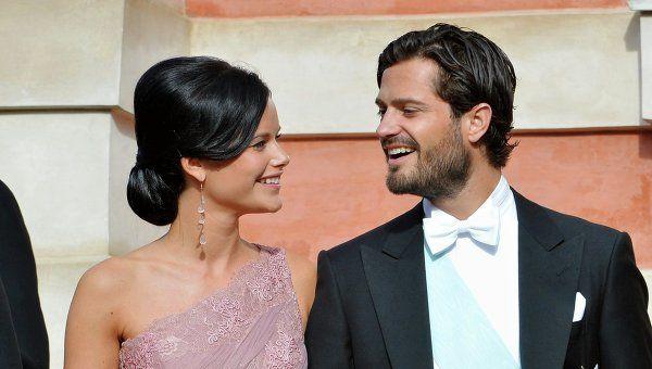 Сучасна Попелюшка: шведський принц одружується на дівчині з народу (ФОТО)