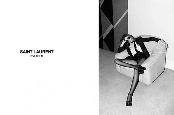 Рекламу бренду Saint Laurent заборонили в Британії (ФОТО)