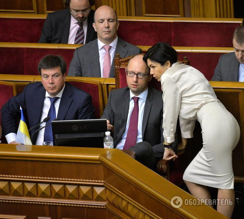 Жінки в Раді. Сюмар вражала спокусливими формами, Тимошенко – зайвою вагою (ФОТО)