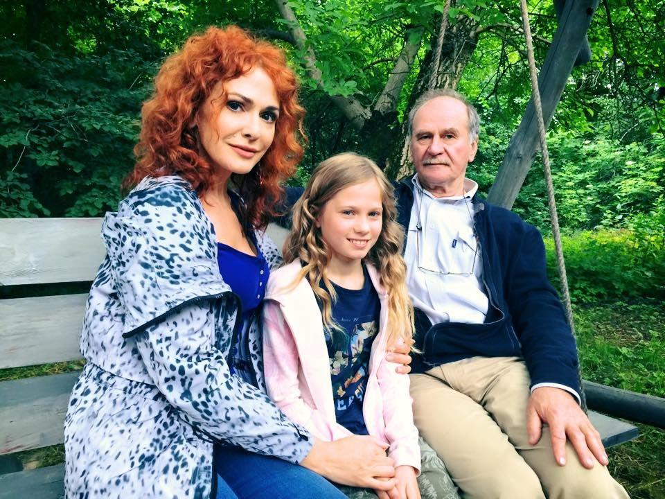 Ольга Сумская стала рыжей бестией: фото яркого образа