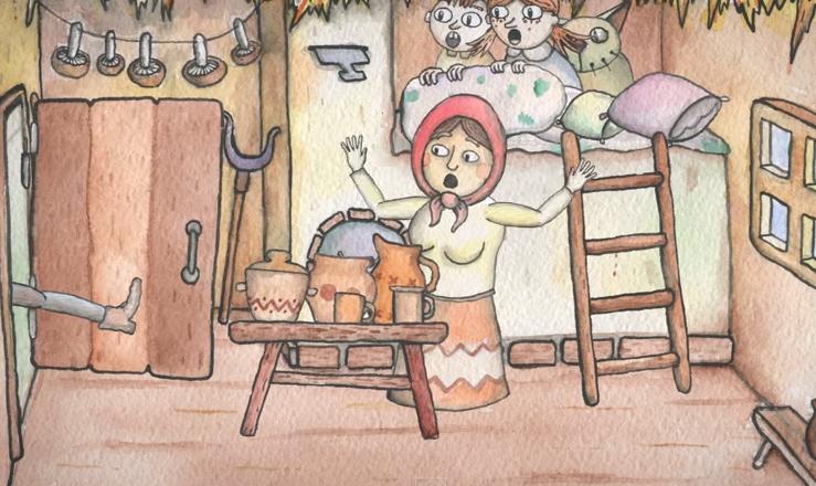 Уникальная анимация: ТНМК опубликовал новый патриотический клип о Гупало Василия (видео)