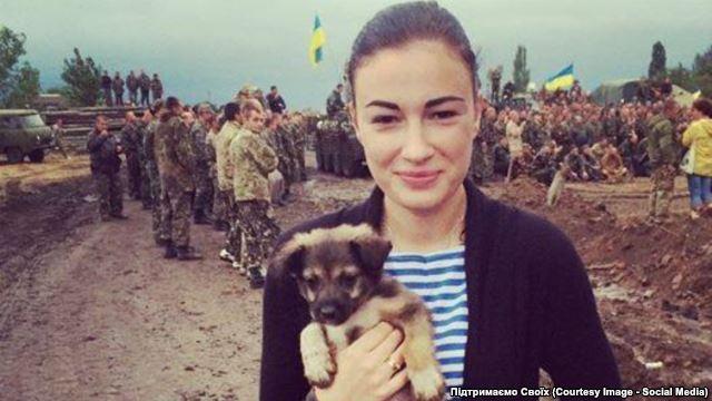 Приходько: «Ті, хто розуміє, що відбувається зараз в Україні мій друг, ті, хто ні — завжди мій ворог» (ФОТО)