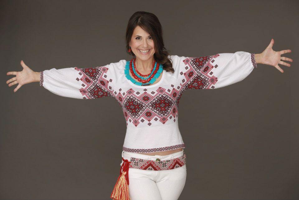 Українська співачка відсвяткувала ювілей з пораненими бійцями (ВІДЕО)