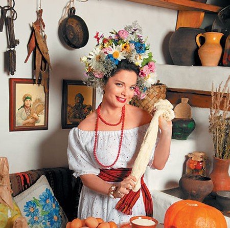 Наташа Корольова згадала, що українка (ФОТО)