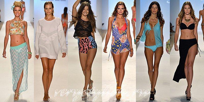 Еволюція бікіні: Пляжна мода 2015 (ФОТО, ВІДЕО)