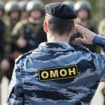 Еду Кобзона и Валуева охраняет ОМОН (ФОТО)