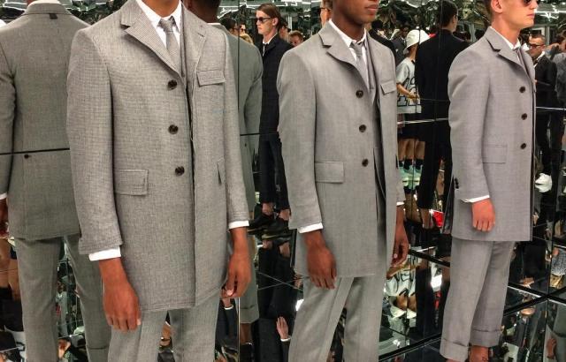 В Нью-Йорку вперше проходить Тиждень чоловічої моди (ФОТО)