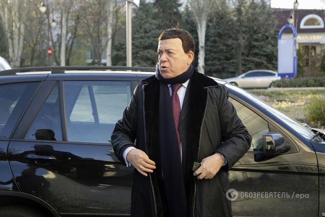 Кобзон під санціями ЄС попросить Путіна допомогти з лікуванням в Європі (ФОТО)