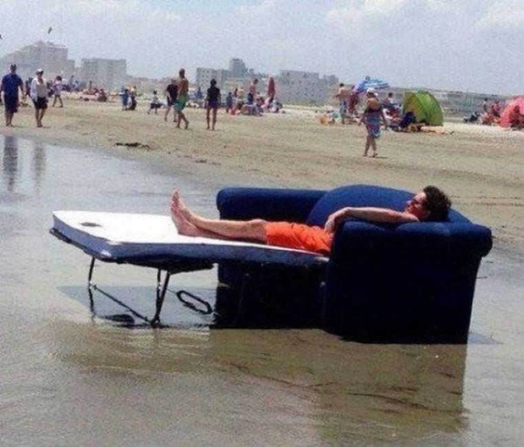 Цей веселий пляжний відпочинок: 17 курйозних знімків