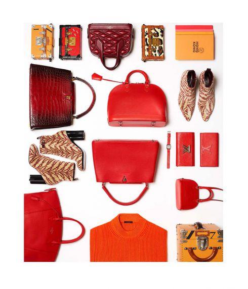 4 модные цвета нового сезона от Louis Vuitton (ФОТО)