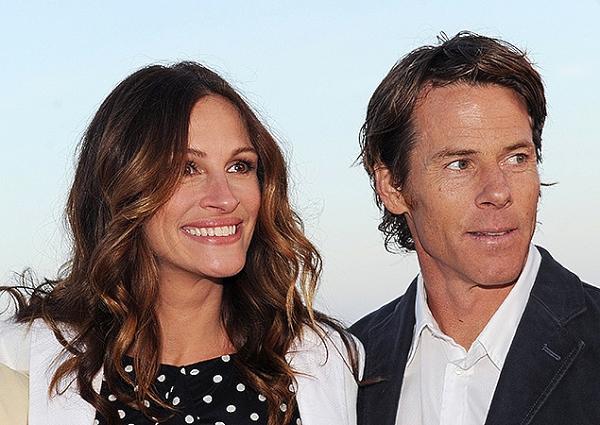 Джулія Робертс розлучається з чоловіком після 13 років шлюбу? (ФОТО)