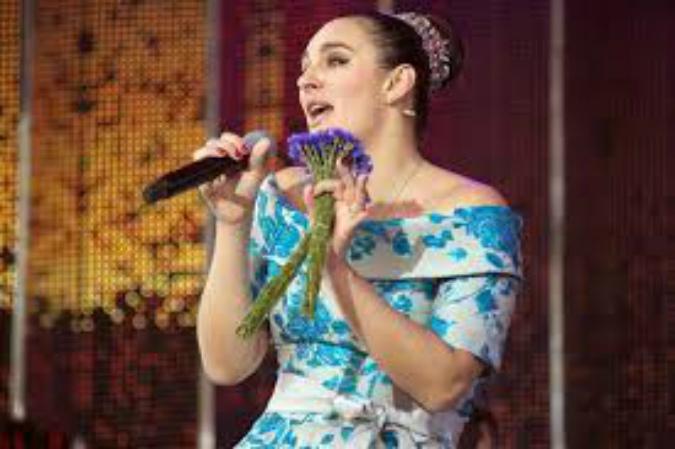 На «Слов'янському базарі» Олена Ваєнга зізналася в любові до України (ВІДЕО)