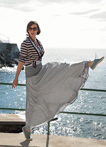 Женская летняя мода: в тренде морской стиль 70-х (ФОТО)