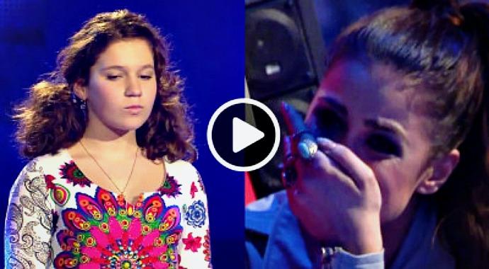Девочка из Украины произвела фурор на немецком шоу «Голос. Дети » (ВИДЕО)