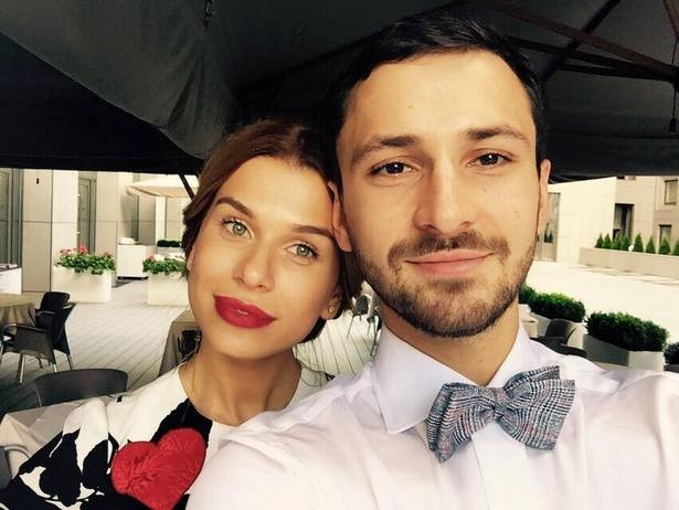 Син Кернеса одружився (ФОТО)