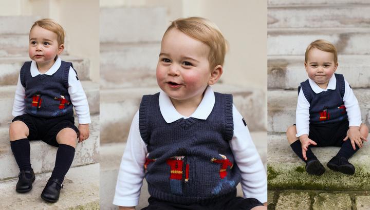 Дизайнерка одягу принца Джорджа розповіла, як він став зіркою дитячої моди (ФОТО)