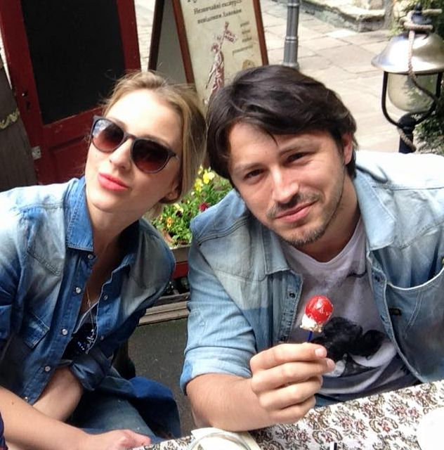 У мережі з'явилися перші фото з весілля Сергія Притули