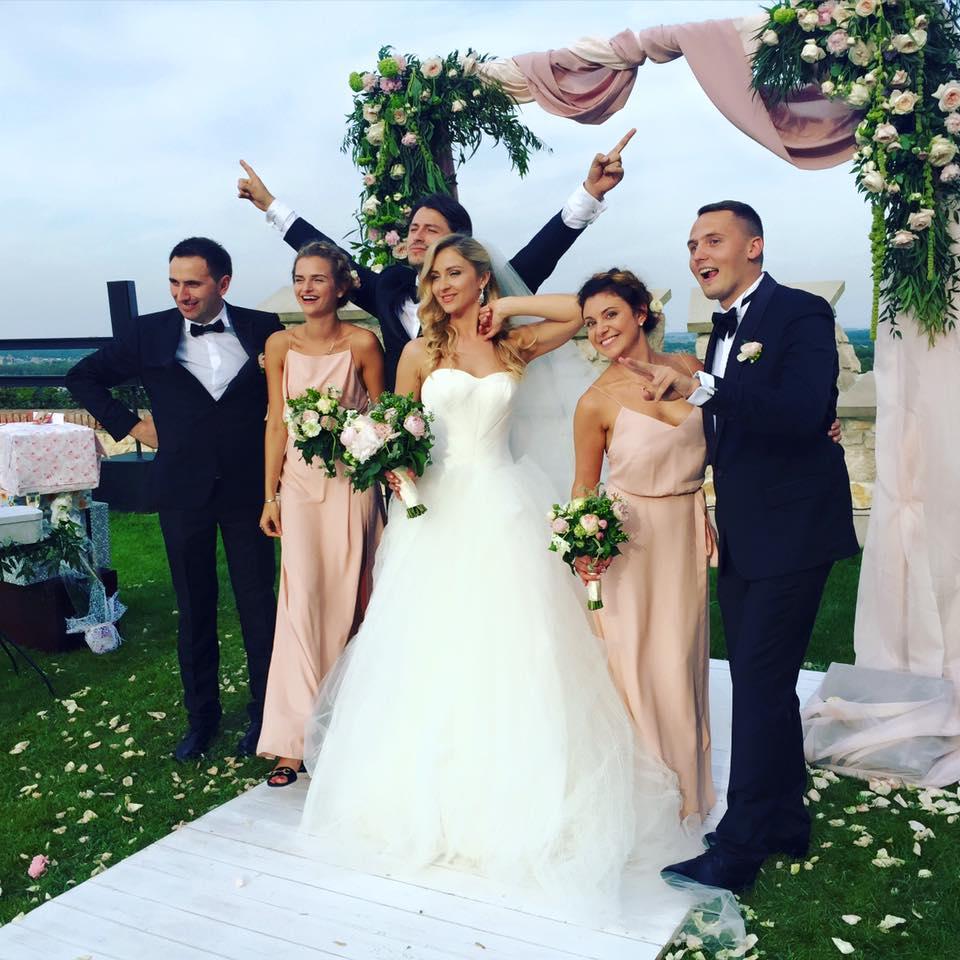 У мережі опублікували весільний танець Катерини та Сергія Притули (ВІДЕО)