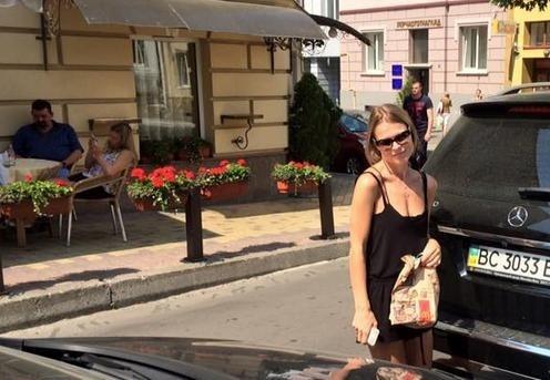 Ольга Фреймут — о парковке на тротуаре: «Радует, что львовяне борются за справедливость»