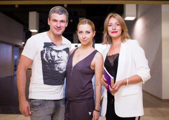 Матвиенко прокомментировала свою беременность (ФОТО)