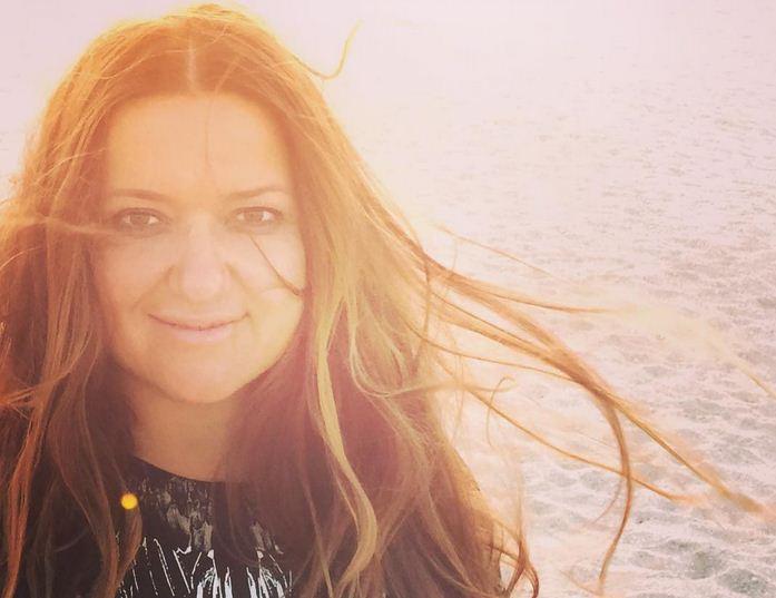Наталя Могилевська довела шанувальників до сліз своїм танцем на пляжі (ВІДЕО)