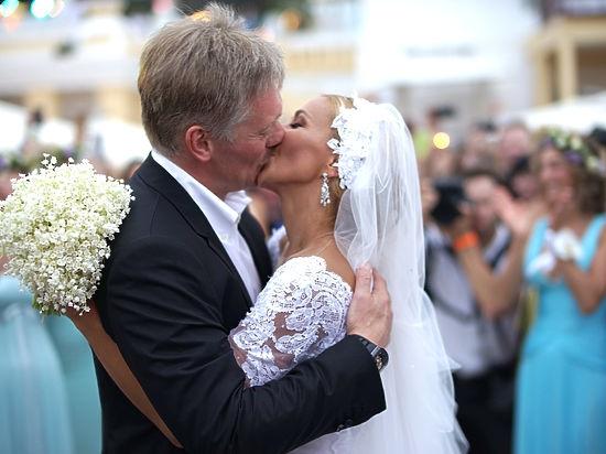 Прес-секретар Путіна «засвітив» на весіллі годинник за півмільйона доларів  (ФОТО)