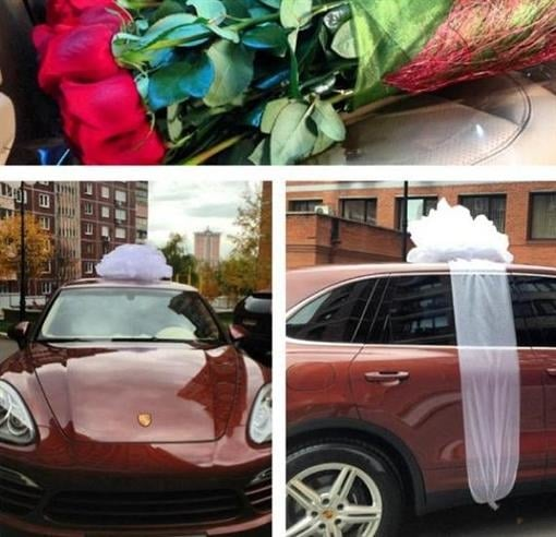 Як балують коханок і дружин українські багатії: від діамантів до Porsche (ФОТО)