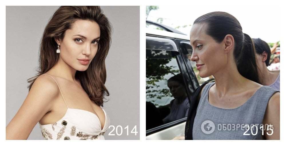 Джоли достигла критического веса – 37 кг: как менялась фигура актрисы за последние годы
