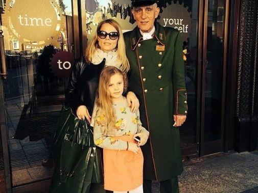Ольга Фреймут запевняє, що не вміє виховувати доньку