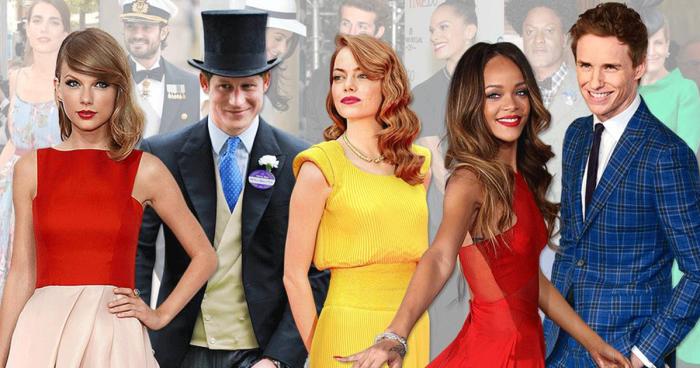 Названы самые стильные знаменитости планеты 2015 года
