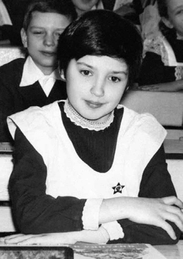оксана марченко в молодости фото