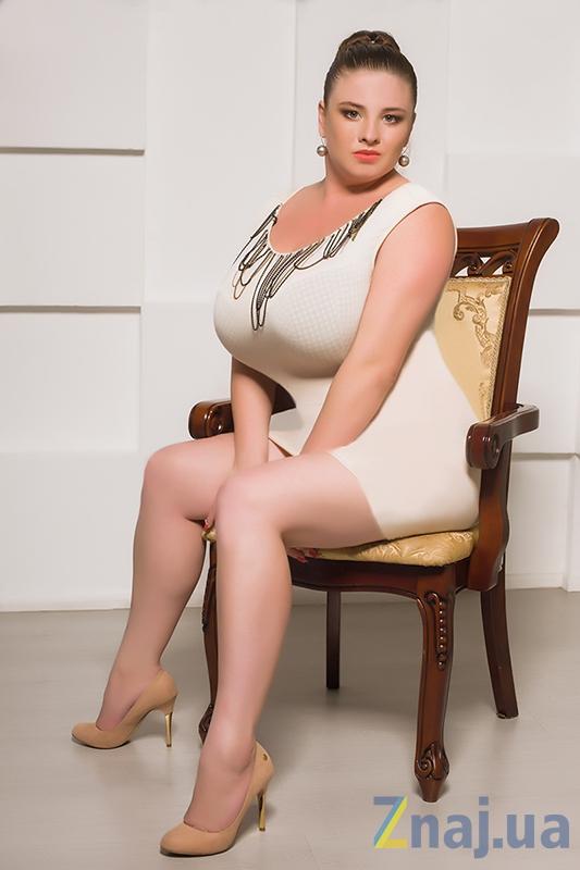 ukrainian women with big tits