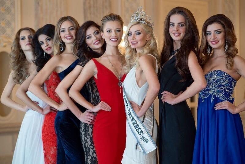 «Міс Україна Всесвіт 2015» стала релігійна блондинка з Києва (фото)