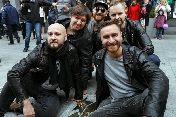 В столице появилась первая в Украине «Площадь Звёзд» (ФОТО)
