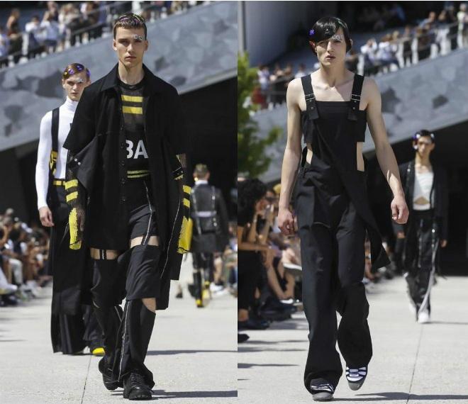 Страшно красив, или Беспощадная мужская мода 2016 не для слабонервных