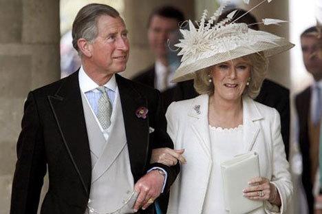 Жена принца Чарльза оконфузилась во время визита в Новую Зеландию (ФОТО)